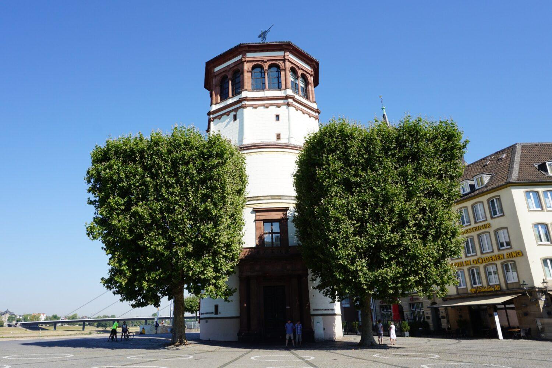 Schlossturm am Burgplatz